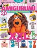 Fantastische Häkel-Ideen Maxi-Amigurumi Vol. 4 Heft 01/2015