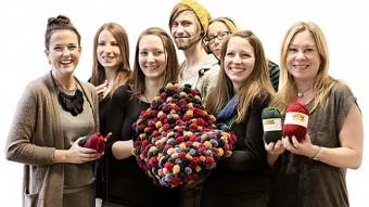 von links: Lisa-Marie Yilmaz, Manon Biesecker, Lena-Marie Hoppe, Andreas Lesniowski, Nicole Becker, Inga Zilling, Birgit Sichau