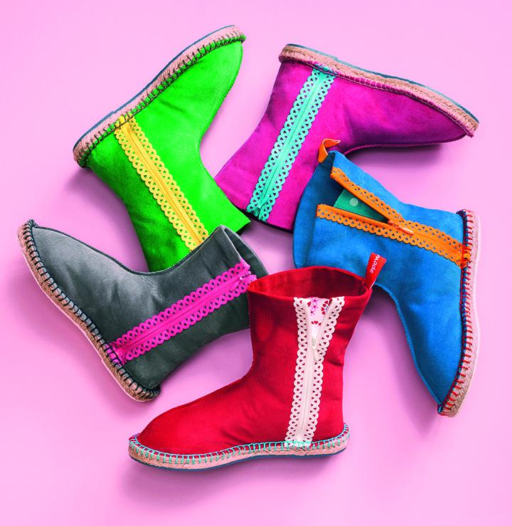 Prym Love Espadrilles Boots