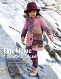 Anleitung Mädchenmantel Fantastische Winter Strickideen 0315