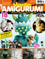 Fantastische Häkelideen Monster Amigurumi Vol.5 Heft 03/2015