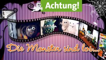 Monstervideo Amigurumi Vol. 5