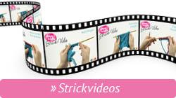 Simply Kreativ Strickvideos im Überblick