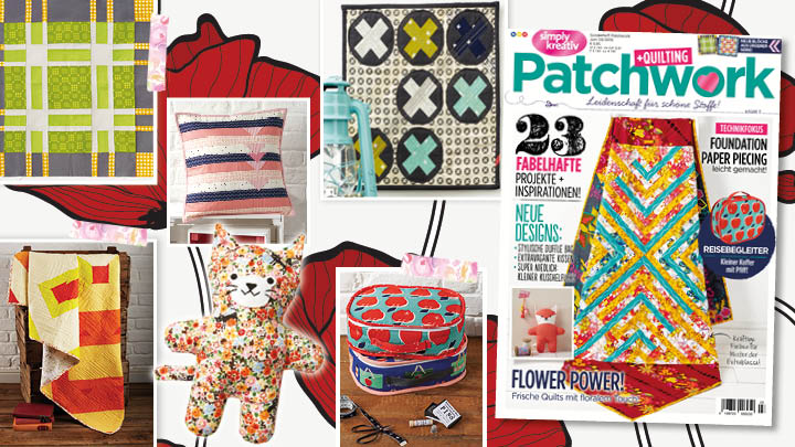Simply Kreativ Patchwork + Quilting 0316