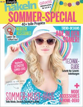 Simply Ha?keln Sommer-Special Heft 01/2014