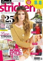 Simply Sticken Heft 05/2014