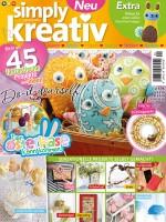 Simply Kreativ Heft 01/2015