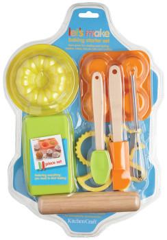 Kitchen Craft Backset für Kinder von Mein Cupcake