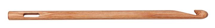 Knooking-Nadel aus Naturholz
