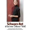 Strickanleitung Pulli schwarz rot Lang Yarns Style Edition 0216