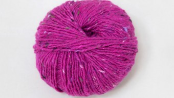 luxury_tweed_aran_fuchsia_211