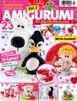 Fantastische Häkel-Ideen Amigurumi Vol. 3