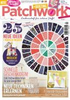 Simply Kreativ Patchwork 04/2014