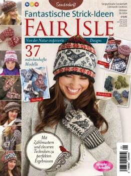 Fantastische Strick-Ideen Fair Isle 01/2014
