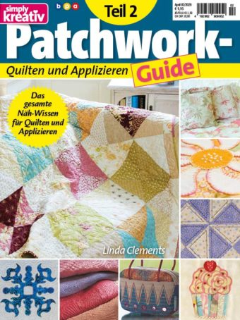 Patchwork-Guide Teil 2 02/2020