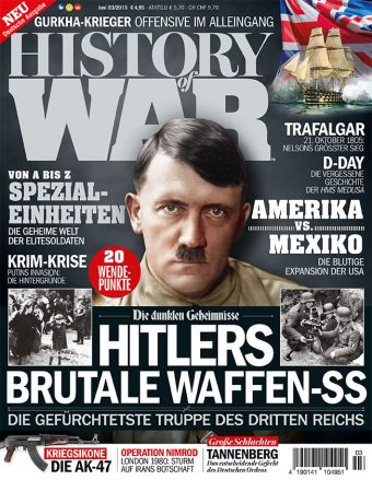 History of War Heft 03/2015