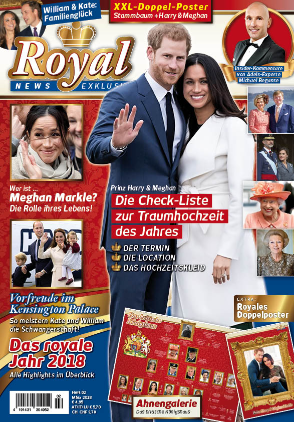 Royal News Heft 02/2018