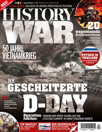 History of War Heft 04/2015