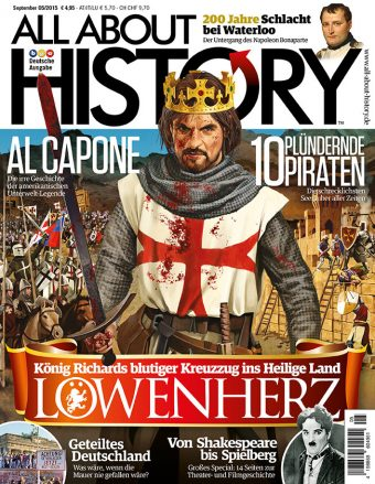 All About History Heft 05/2015