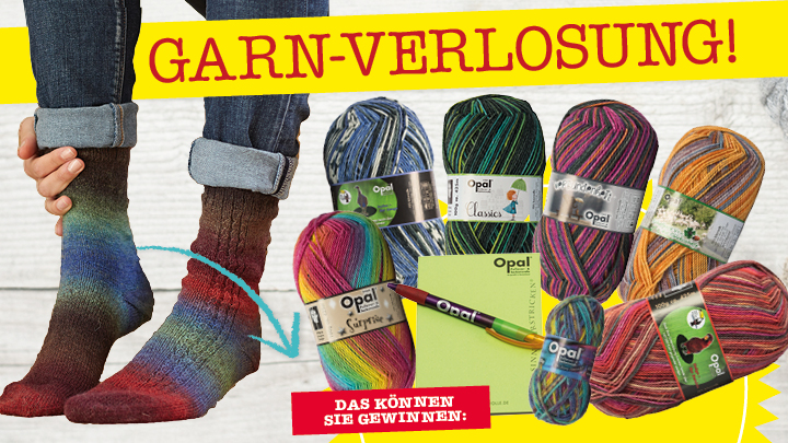 Garn Verlosung Simply Stricken 0615