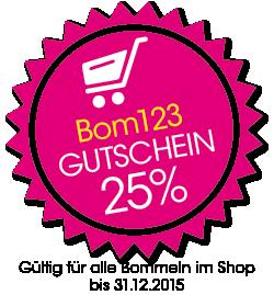 Bommel Gutschein Simply Kreativ Shop