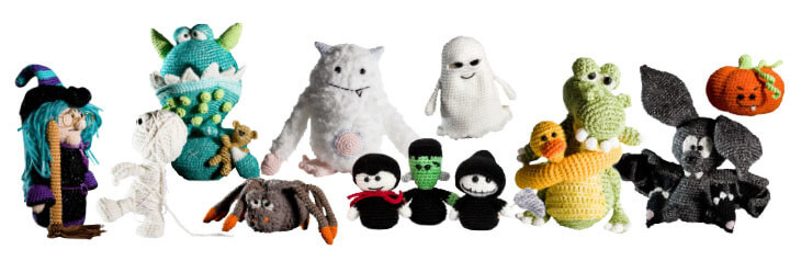 Monsteramigurumis