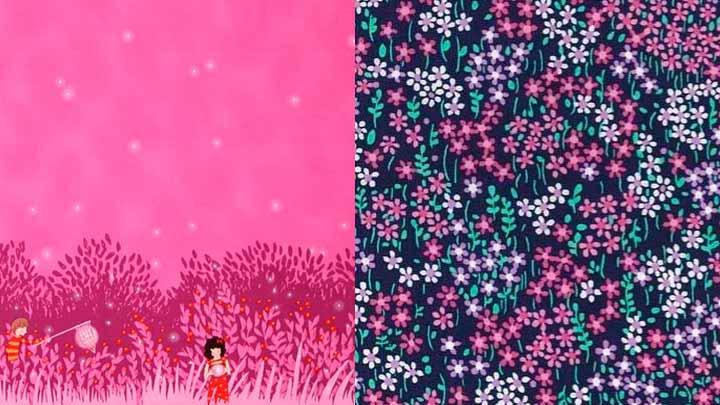 Muster Abbildung Michael Miller Stoffe Cutes4u
