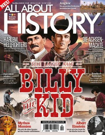 All About History Heft 02/2016