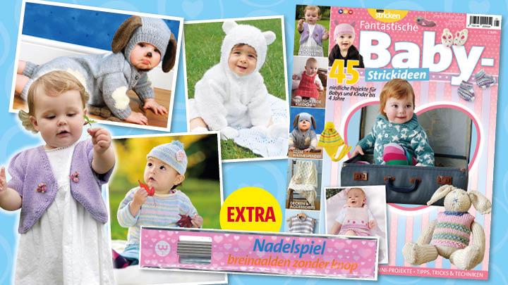 Blog-Teaser-Fantastische Baby Strickideen