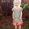 Häkelanleitung: Kinderkleid – Fantastische Häkel-Mode-Ideen 03/2016