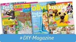 Kreativ Magazine im Überblick