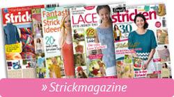 Alle Strickmagazine im Überblick