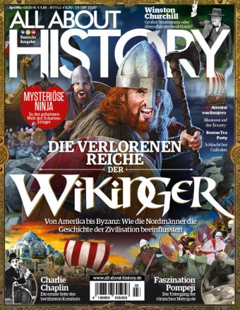 All About History Heft 03/2016