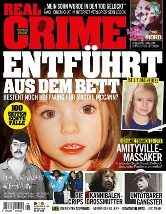 Real Crime Heft 04/2016