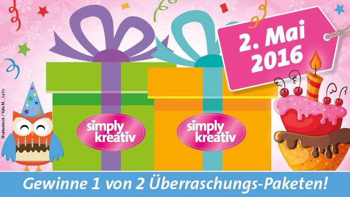 Simply Kreativ Bloggeburtstag Tag1eburtstag-01