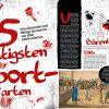 Die 15 blutigsten Sportarten – All about History 04/16