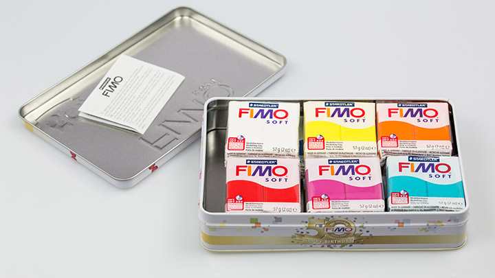 FIMO 50 Nostalgiebox Inhalt