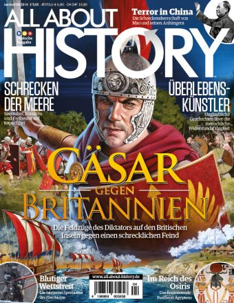 All About History Heft 04/2016