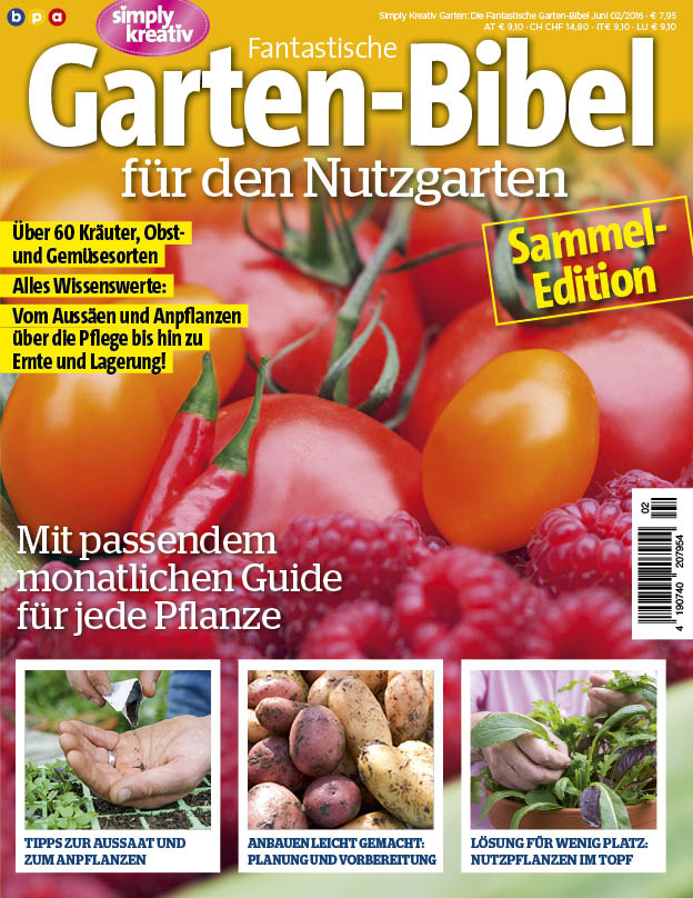 U1 Garten-Bibel 0216 für den Nutzgarten