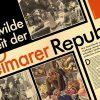 Die wilde Zeit der Weimarer Republik – All about History 05/16