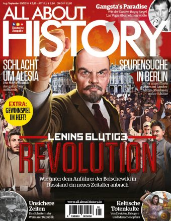 All About History Heft 05/2016
