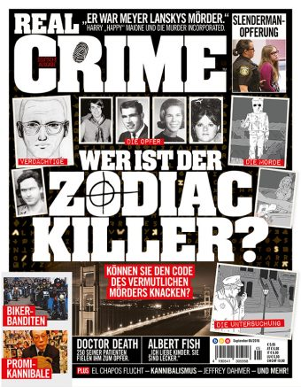 Real Crime Heft 05/2016