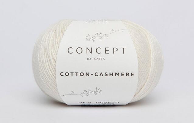 Katia-Concept-CottonCashmere-Naturweiß