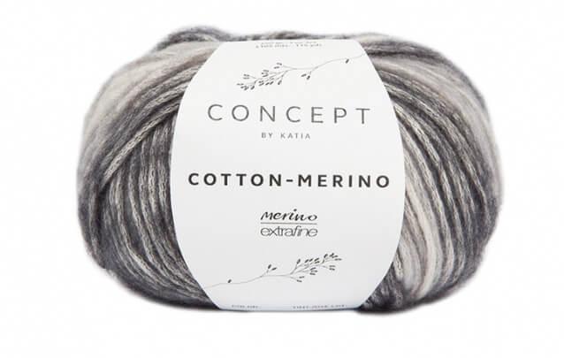 Katia-Concept-CottonMerinoPlus-Grau
