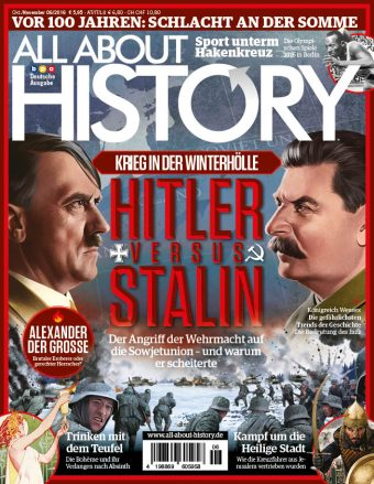 All About History Heft 06/2016