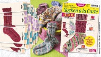 Blogteaser Socken-Strickideen 01/17