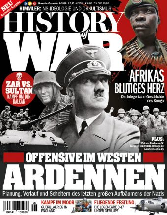 History of War Heft 06/2016