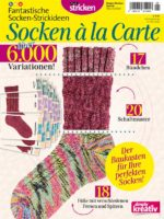 Simply Stricken Spezial: Socken à la Carte 01/2020