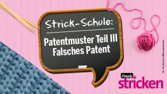 Falsches Patent
