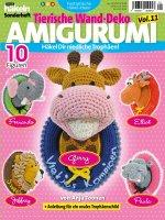 Fantastische Häkelideen Amigurumi Vol. 11 Heft 01/2017